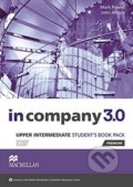 In Company 3.0: Upper Intermediate - Student's Book Pack - Mark Powell, John Allison