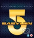 Babylon 5: The Complete Collection + The Lost Tales -