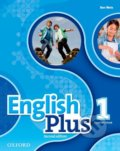 English Plus 1: Student's Book - Ben Wetz