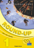 Round-Up 1: Grammar Practice Student´s Book - Virginia Evans