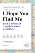 I Hope You Find Me - Alan Feuer