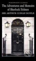 The Adventures and Memoirs of Sherlock Holmes - Arthur Conan Doyle