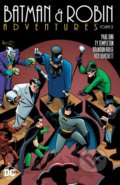 Batman and Robin Adventures (Volume 2) - Ty Templeton