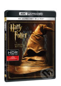 Harry Potter a Kámen mudrců Ultra HD Blu-ray - Chris Columbus