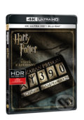 Harry Potter a Vězeň z Azkabanu Ultra HD Blu-ray - Alfonso Cuarón