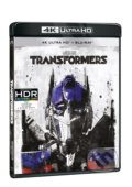 Transformers Ultra HD Blu-ray - Michael Bay