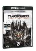 Transformers: Pomsta poražených Ultra HD Blu-ray - Michael Bay