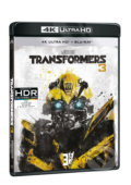 Transformers 3 Ultra HD Blu-ray - Michael Bay