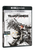 Transformers: Zánik Ultra HD Blu-ray - Michael Bay