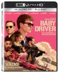 Baby Driver Ultra HD Blu-ray - Edgar Wright