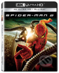 Spider-Man 2 Ultra HD Blu-ray - Sam Raimi
