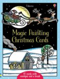 Magic painting Christmas cards - Fiona Watt, Zuzanna Bukala (Ilustrátor)