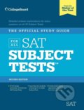 The Official Study Guide for ALL SAT Subject Tests -