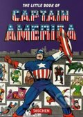 The Little Book of Captain America - Roy Thomas