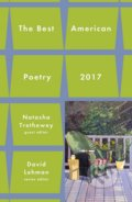 Best American Poetry 2017 - David Lehman, Natasha Trethewey