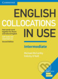English Collocations in Use Intermediate - Michael McCarthy, Felicity O'Dell