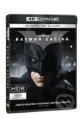 Batman začíná Ultra HD Blu-ray - Christopher Nolan