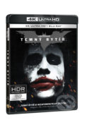 Temný rytíř Ultra HD Blu-ray - Christopher Nolan