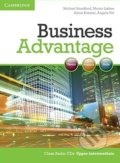Business Advantage - Upper-intermediate - Class Audio CD - Michael Handford a kol.