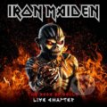 Iron Maiden: The Book Of Souls Live Chapt LP - Iron Maiden