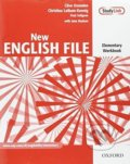 New English File - Elementary - Workbook without Key - Clive Oxenden Christina, Latham-Koenig