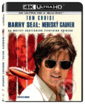 Barry Seal: Nebeský gauner Ultra HD Blu-ray - Doug Liman