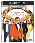 Kingsman: Zlatý kruh Ultra HD Blu-ray - Matthew Vaughn