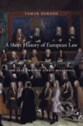 Short History of European Law - Tamar Herzog