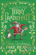 Father Christmass Fake Beard - Terry Pratchett, Mark Beech (ilustrácie)