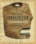 Frankenstein - Mary Shelley, David Plunkert (ilustrácie)