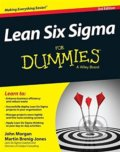 Lean Six Sigma For Dummies - John Morgan, Martin Brenig-Jones