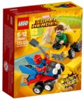 LEGO Super Heroes 76089 Mighty Micros: Scarlet Spider vs. Sandman -