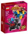 LEGO Super Heroes 76090 Mighty Micros: Star-Lord vs. Nebula -
