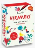 Hirameki: 16 Notecards -