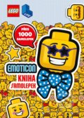 LEGO Emoticon: Kniha samolepek -