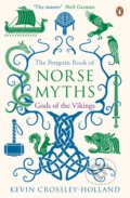 The Penguin Book of Norse Myths - Kevin Crossley-Holland