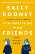 Conversations with Friends - Sally Rooney