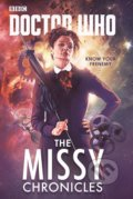 Doctor Who: The Missy Chronicles - Cavan Scott, Jacqueline Rayner a kol.