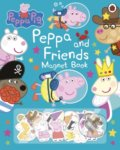 Peppa Pig: Peppa and Friends Magnet Book -
