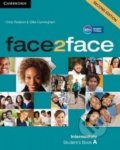 Face2Face: Intermediate - Student's Book A (Chris Redston, Gillie Cunningham) - Chris Redston, Gillie Cunningham