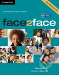 Face2Face: Intermediate - Student's Book B - Chris Redston, Gillie Cunningham