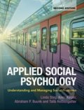 Applied Social Psychology - Linda Steg, Abraham P. Buunk a kol.