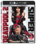 Deadpool 2 Ultra HD Blu-ray - David Leitch