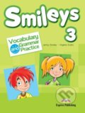 Smileys 3.: Vocabulary and grammar practice - Jenny Dooley, Virginia Evans