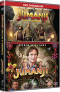 Jumanji kolekce - Joe Johnston, Jake Kasdan