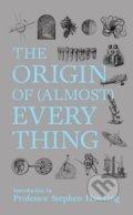 The Origin of (almost) Everything - Stephen Hawking, Graham Lawton, Jennifer Daniel (ilustrácie)