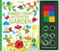 Rubber Stamp Activities Garden - Fiona Watt, Candice Whatmore (ilustrácie)