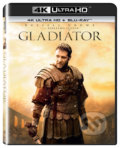 Gladiátor (2000) Ultra HD Blu-ray - Ridley Scott