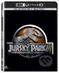 Jurský park 3 Ultra HD Blu-ray - Joe Johnston