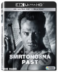Smrtonosná past Ultra HD Blu-ray - John McTiernan